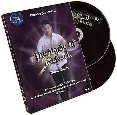The Magic Of Nefesch Volume 3 - magic