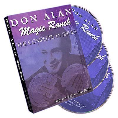 Don Alan's Magic Ranch Volumes 1 - 3 - magic