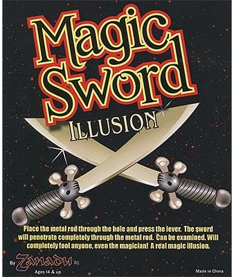The Magic Sword - magic