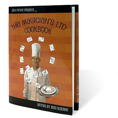 The Magician's Ltd Cookbook - magic