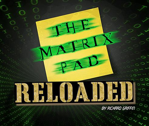 The Matrix Pad Reloaded - magic