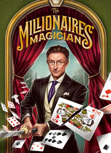 The Millionaire's Magician: A Graphic Novel - magic