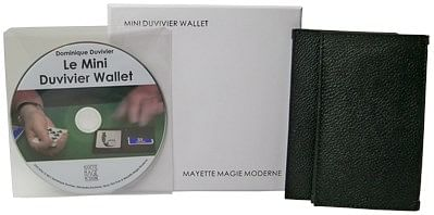 The Mini Duvivier Wallet - magic