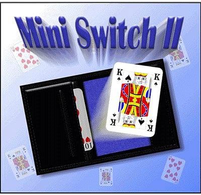 The Mini Switch Wallet 2.0 - magic