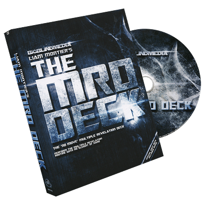 The MRD Deck - magic