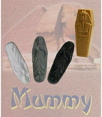 The Mummy - magic