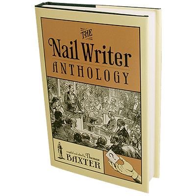 The Nail Writer Anthology (Revised) - magic