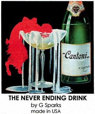 The Never Ending Drink - magic
