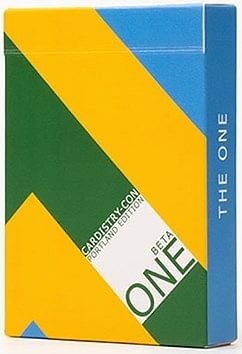 The One Portland Edition Playing Cards - magic