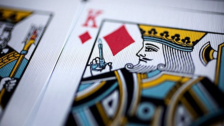 The Oxygen Deck Playing Cards