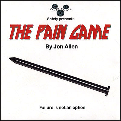 The Pain Game - magic