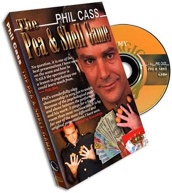 The Pea and Shell Game - Phil Cass - magic