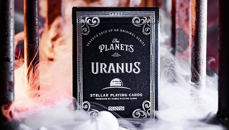 The Planets: Uranus Playing Cards - magic