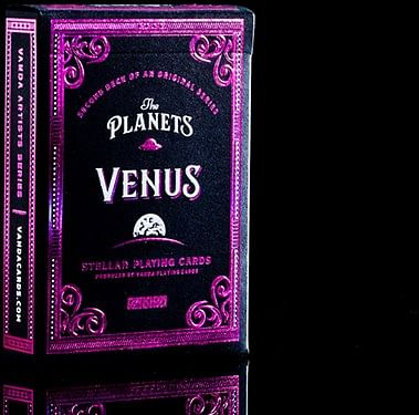 The Planets: Venus Playing Cards - magic