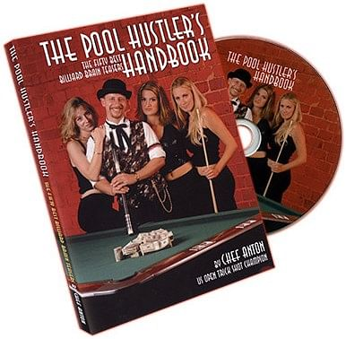 The Pool Hustler's Handbook - magic