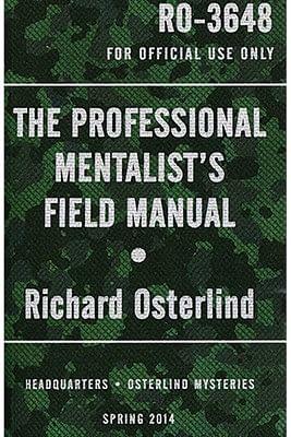 The Professional Mentalist's Field Manual - magic