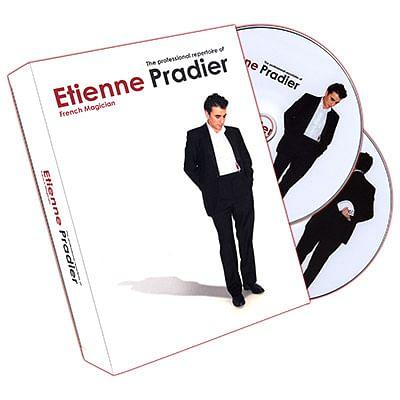 The Professional Repertoire of Etienne Pradier - magic