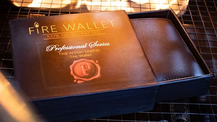 The Professional's Fire Wallet