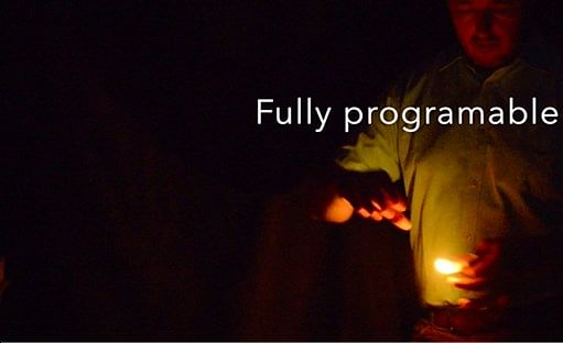 The Programable Light Thumb