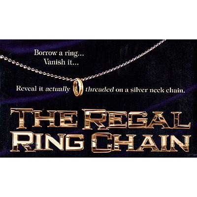The Regal Ring Chain - magic