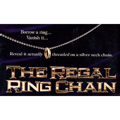The Regal Ring Chain - magic