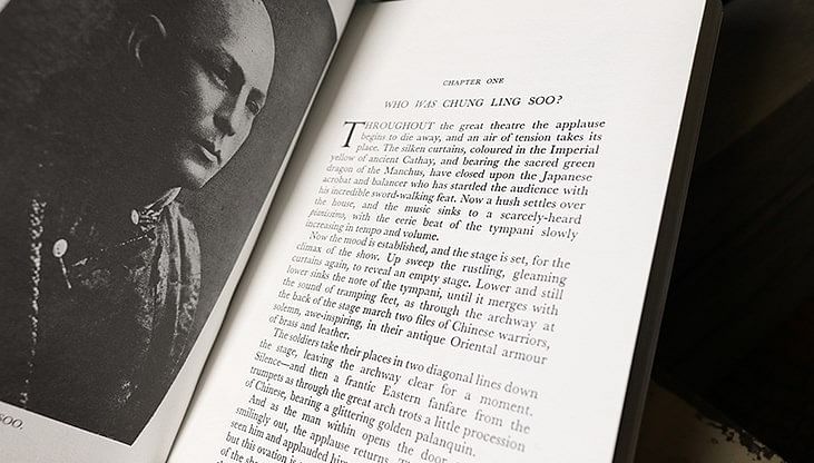 The Riddle of Chung Ling Soo