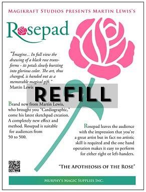 The Rose Pad REFILL - magic