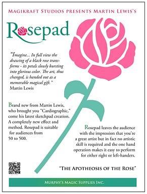The Rose Pad - magic