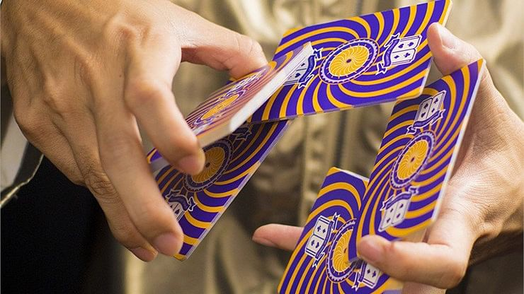 The School of Cardistry V4 Playing Cards