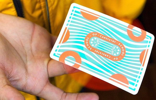The School of Cardistry V5 Playing Cards