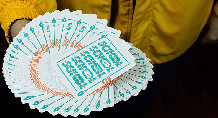 The School of Cardistry V5 Playing Cards - magic