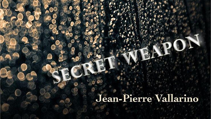The Secret Weapon (Jean-Pierre Vallerino) - magic