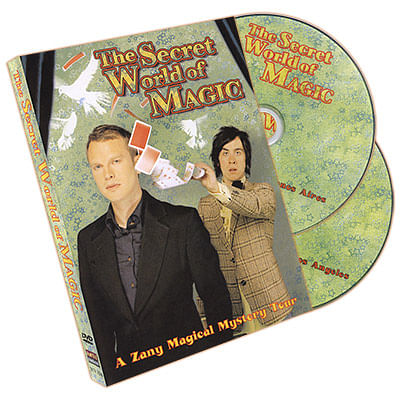 The Secret World of Magic - magic