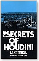 The Secrets of Houdini - magic