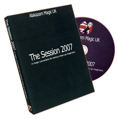 The Session DVD - magic