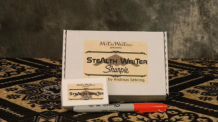 The Sharpie Stealth Writer - magic