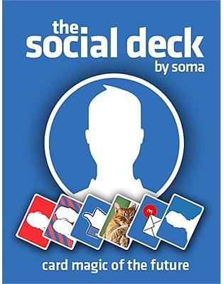 The Social Deck  - magic