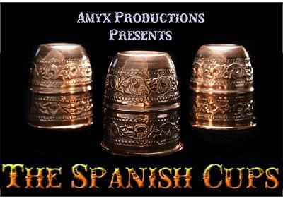 The Spanish Cups - magic