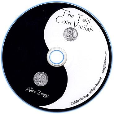 The Taiji Coin Vanish & Other Mysteries - magic
