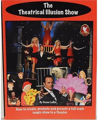 The Theatrical Illusion Show - magic