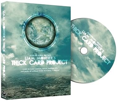 The Thick Card Project - magic