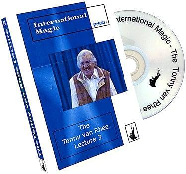 The Tonny van Rhee Lecture 3 - magic