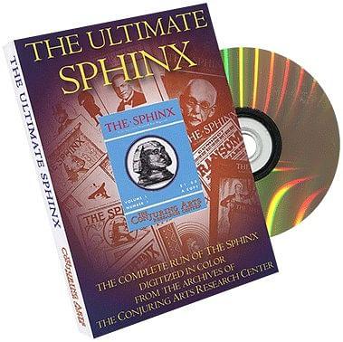 The Ultimate Sphinx - magic