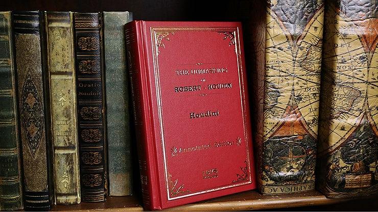 The Unmasking of Robert Houdin - magic