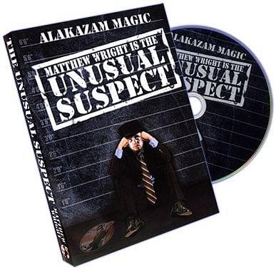 The Unusual Suspect - magic