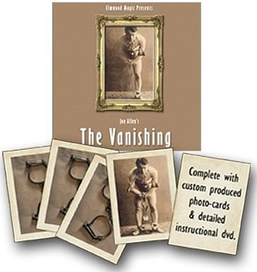 The Vanishing - Jon Allen - magic