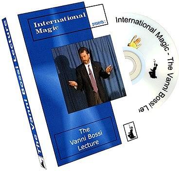 The Vanni Bossi Lecture - magic