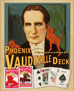 The Vaudeville Deck - magic