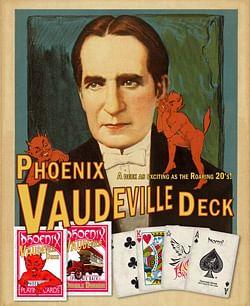 The Vaudeville Double Decker - magic