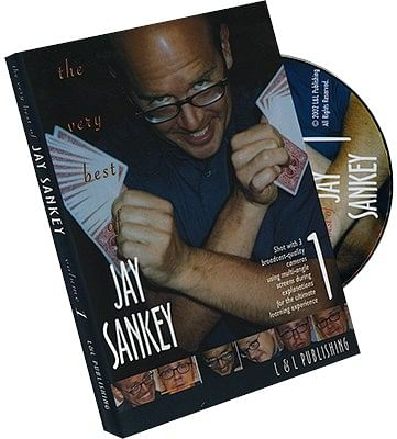 The Very Best of Jay Sankey - Volume 1 - magic